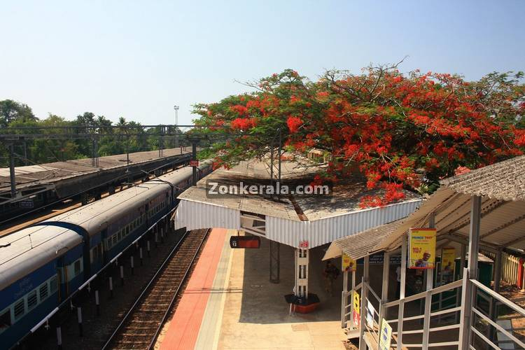 Alappuzha railway station 5