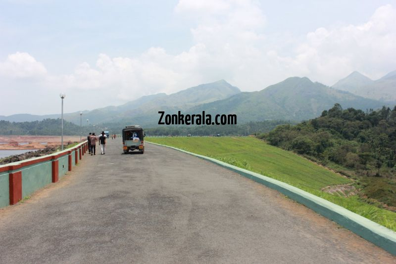 Indias largest earth dam banasurasagar at wayand 966