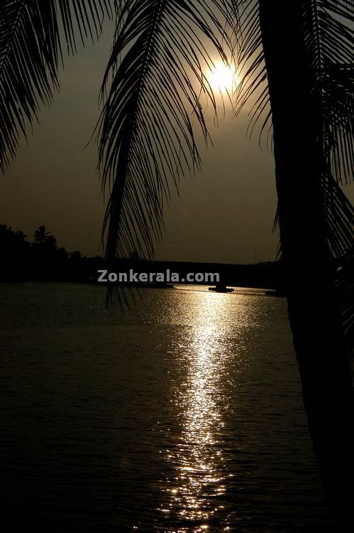 Beautiful scenary from kerala