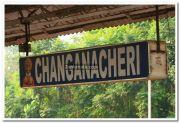 Changanacherry station board