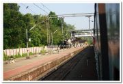 Changanassery railway station picture 2