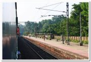 Changanassery railway station picture 3