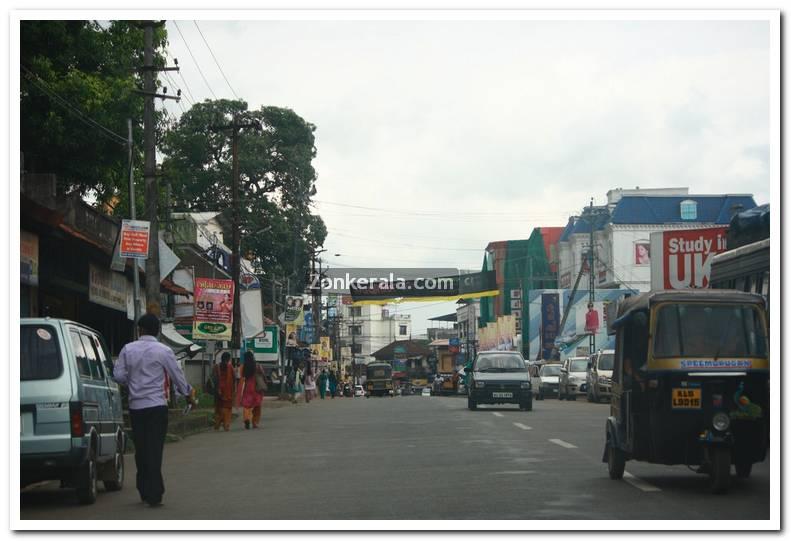 Changanassery town photo 1