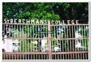 Sb college changanassery 1