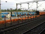 Ernakulam junction platform