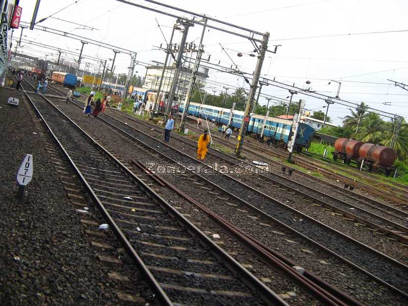 Ernakulam junction railway station