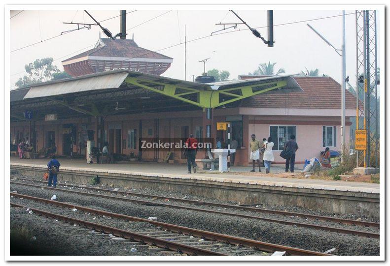 Tripunithura railway station