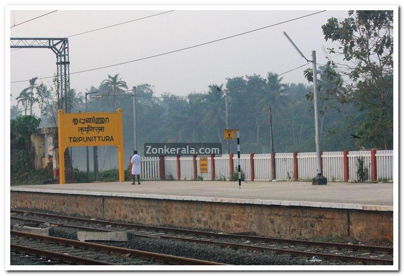Tripunithura station