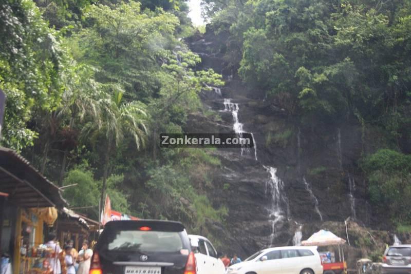 Valanjamkanam waterfalls 1