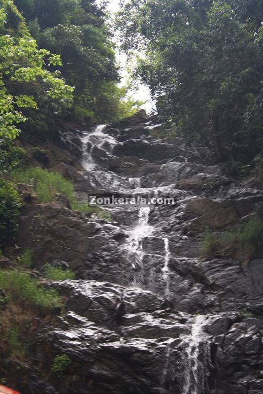 Valanjamkanam waterfalls 2