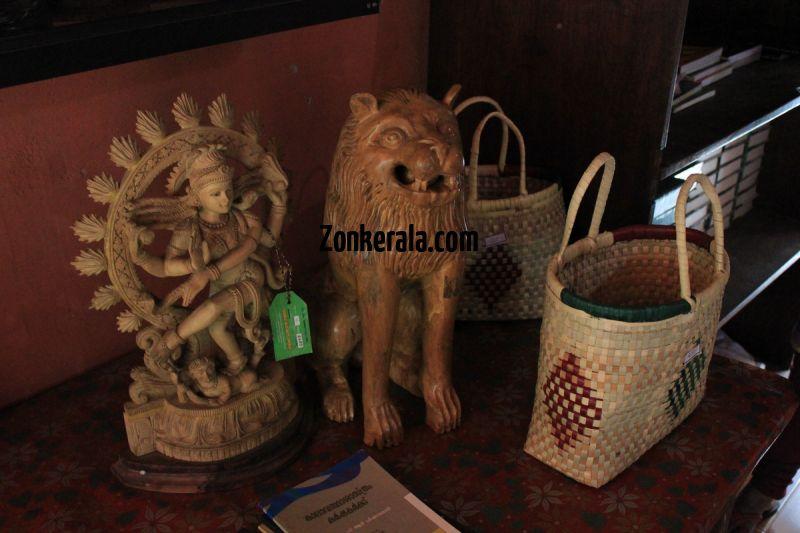 Konni elephant museum nataraja idol 173