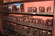 Konni elephant museum wooden elephants 871