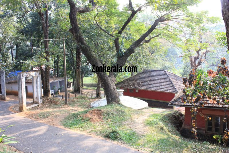 Konni elephant training centre campus 289