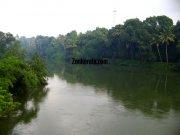 Meenachil river at kottayam 430