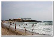 Kovalam beach photo 5