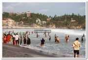 Kovalam beach pictures 12