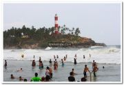 Kovalam beach pictures 13