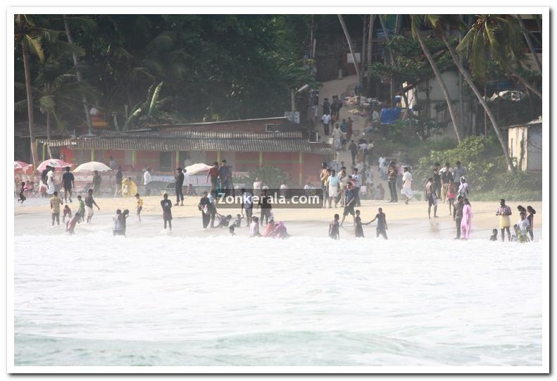 Kovalam beach pictures 9