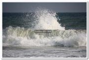 Sea at kovalam photos 22