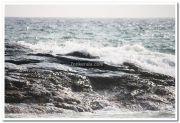 Sea at kovalam photos 5