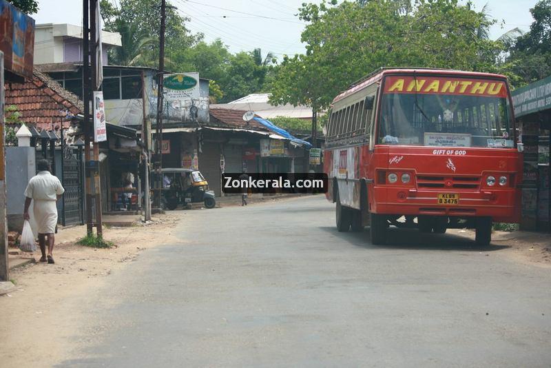 Kumarakom town 2