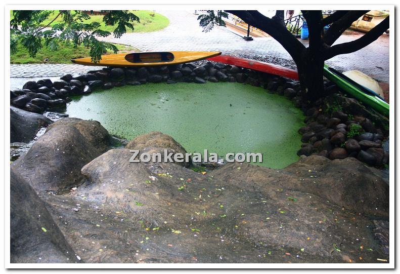 Artificial pond for Artificial pond