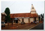 Church in mahe