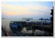 Marine drive boat jetty 1