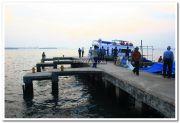 Marine drive boat jetty 2