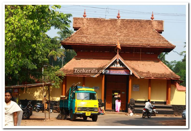 Krishnaswamy Temple Mavelikkara