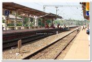Mavelikkara station tracks