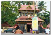Saraswathy temple thattarambalam