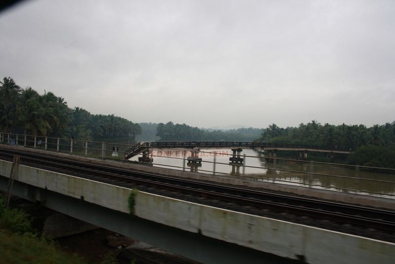North kerala river