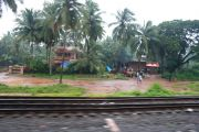 Rainy day near kozhikkode