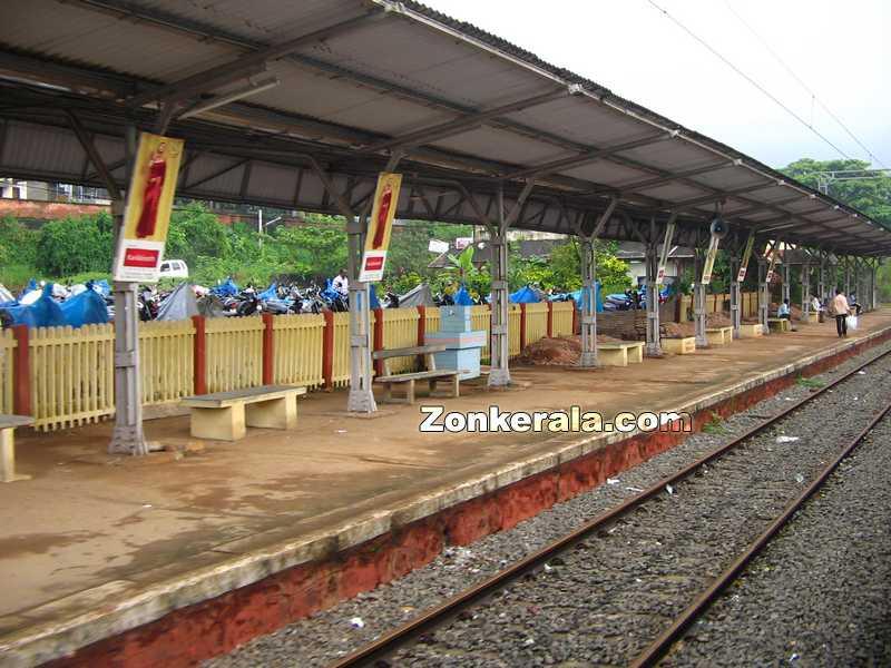 Thiruvalla railway station 2