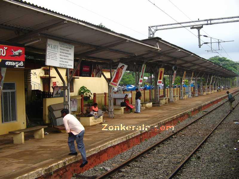 Tiruvalla railway station