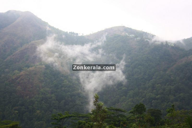 Ponmudi near trivandrum 1