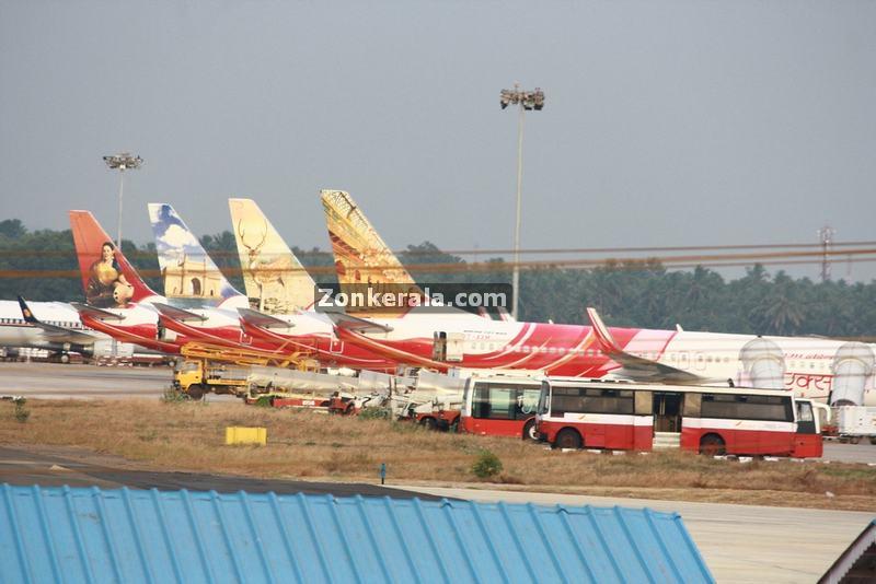 Thiruvananthapuram international airport 2