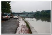 Rain drenched thalassery photos 2