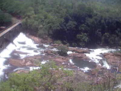 Thenmala dam 1