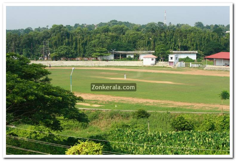 Thiruvalla public stadium