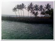 Varkala papanasam beach photo 8