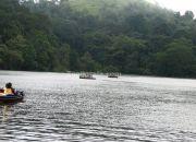 Boating in pookod lake