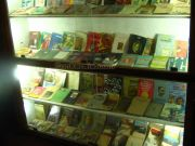 Thakazhy books on display
