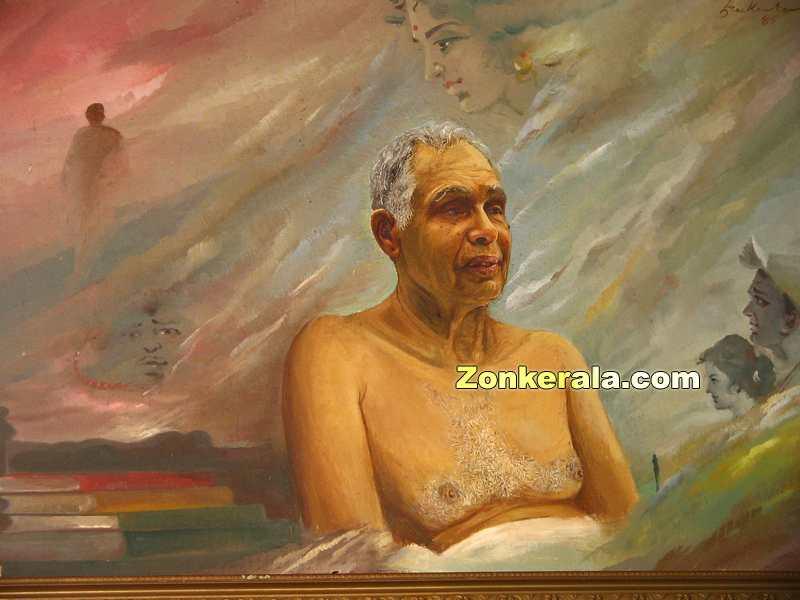 Thakazhy painting