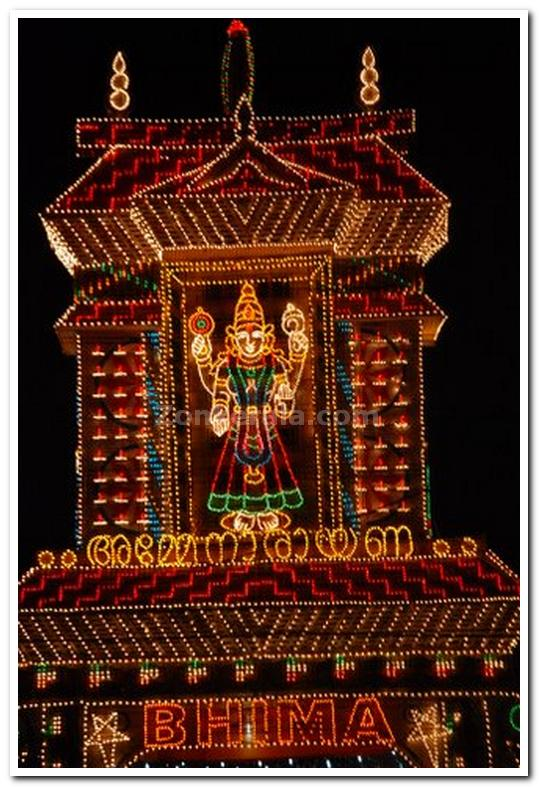 Mullakkal temple festival 1