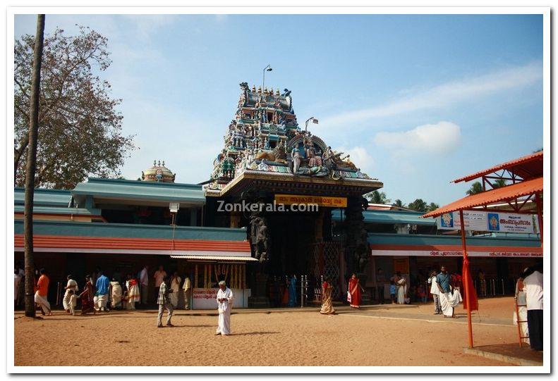 Aattukal devi temple photos 7