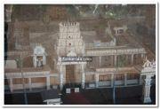 Attukal devi temple miniature 2