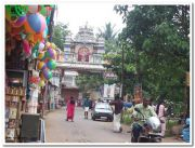 Chakkulathukavu way to temple