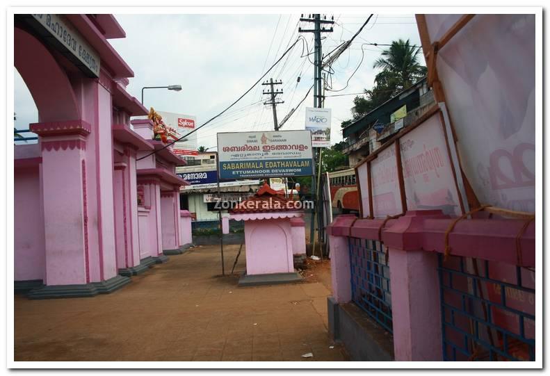 Ettumanoor temple photos 3